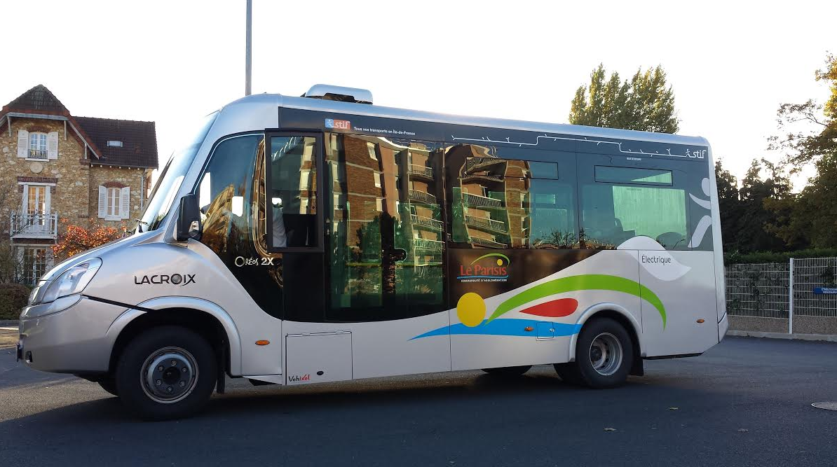Bus R Marly La Ville