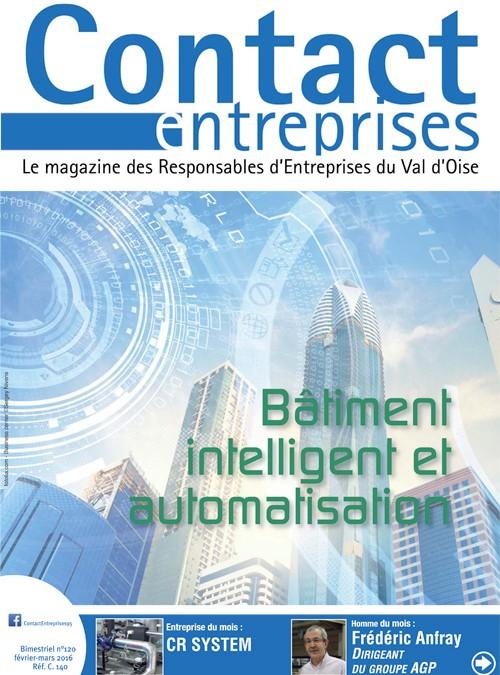 Contact Entreprises se penche sur le Smart building