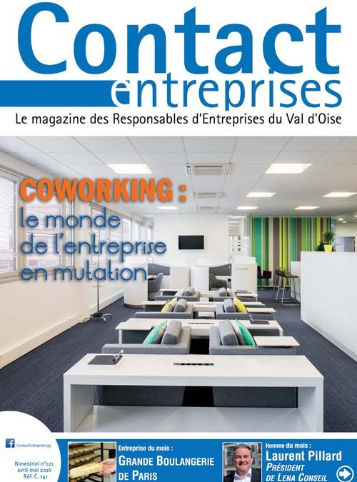 Contact Entreprises se penche sur le co-working