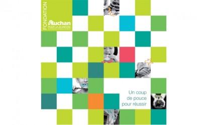 Auchan Cergy retient le projet porté par l'école de la 2e chance
