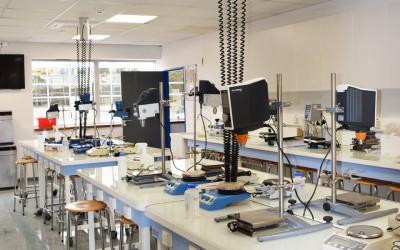 L'EBI inscrit son développement au cœur de la Cosmetic Valley