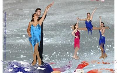 Ballet sur Glace : Franconville va représenter la France aux Championnats du Monde