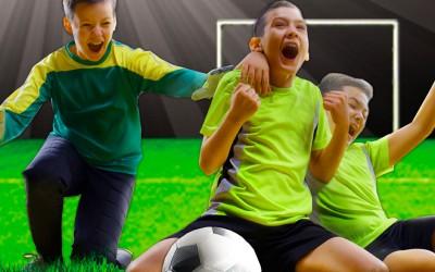 Go Park développe son offre avec des stages de foot pour les enfants