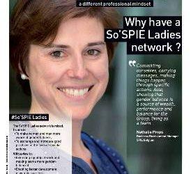 Spie s'engage pour l'égalité professionnelle avec So'SPIE Ladies