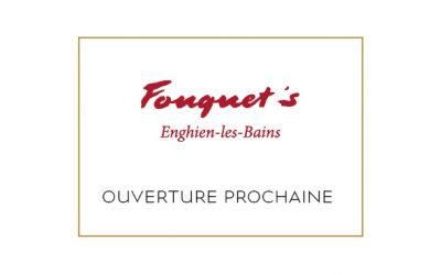 Fouquet's Enghien : ouverture le week-end de Pâques