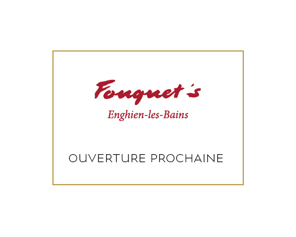 Fouquet s enghien ouverture le week end de p ques for Fouquet s enghien