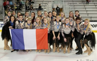 Les All Styles de Franconville : vainqueurs de la Gold Cup Adult Ballet 2017 aux USA