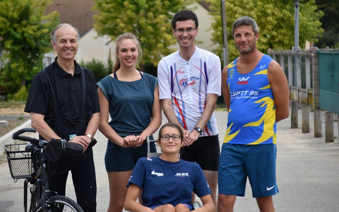 « Millau…sans bornes », un défi sportif au profit de l'hôpital de Pontoise