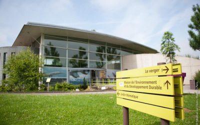 ADP inaugure sa nouvelle maison de l'environnement
