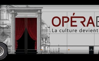 L'Opérabus prend ses quartiers à l'occasion du festival baroque de Pontoise