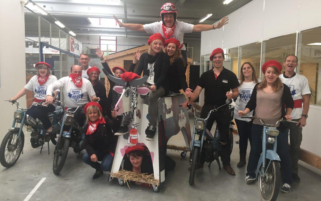 AGP : 30 salariés au départ des 17h du Mans