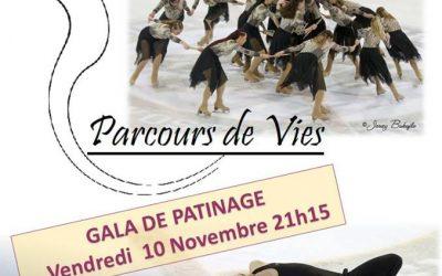 Vendredi 10 novembre : Franconville Sports de Glace (FSG) va mettre le feu à la patinoire