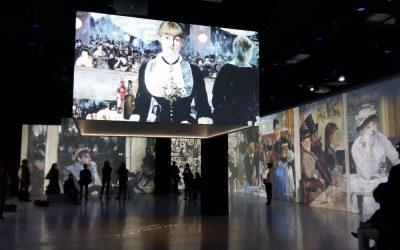 Vision Impressionniste, la nouvelle expérience proposée par le château d'Auvers