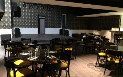 Théâtre 95 : le Café de la Plage se refait une beauté