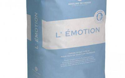 Les farines «L'Emotion» des Moulins de Chars deviennent Label Rouge