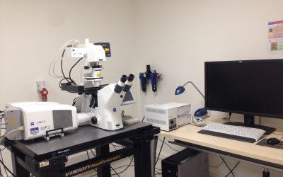 L'université inaugure sa plateforme Microscopies & Analyses à Neuville