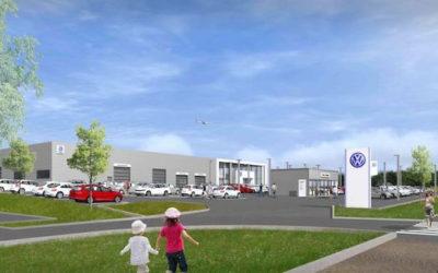 Groupe Jallu-Berthier : une nouvelle concession high tech aux abords de Roissy CDG