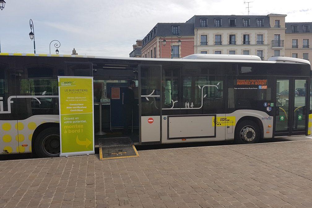 Le Bus Métiers de la STIVO : Montez à bord !