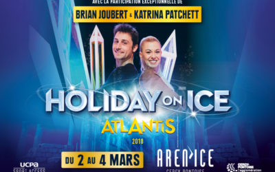 Holiday on Ice « Atlantis » investit l'Aren'ice