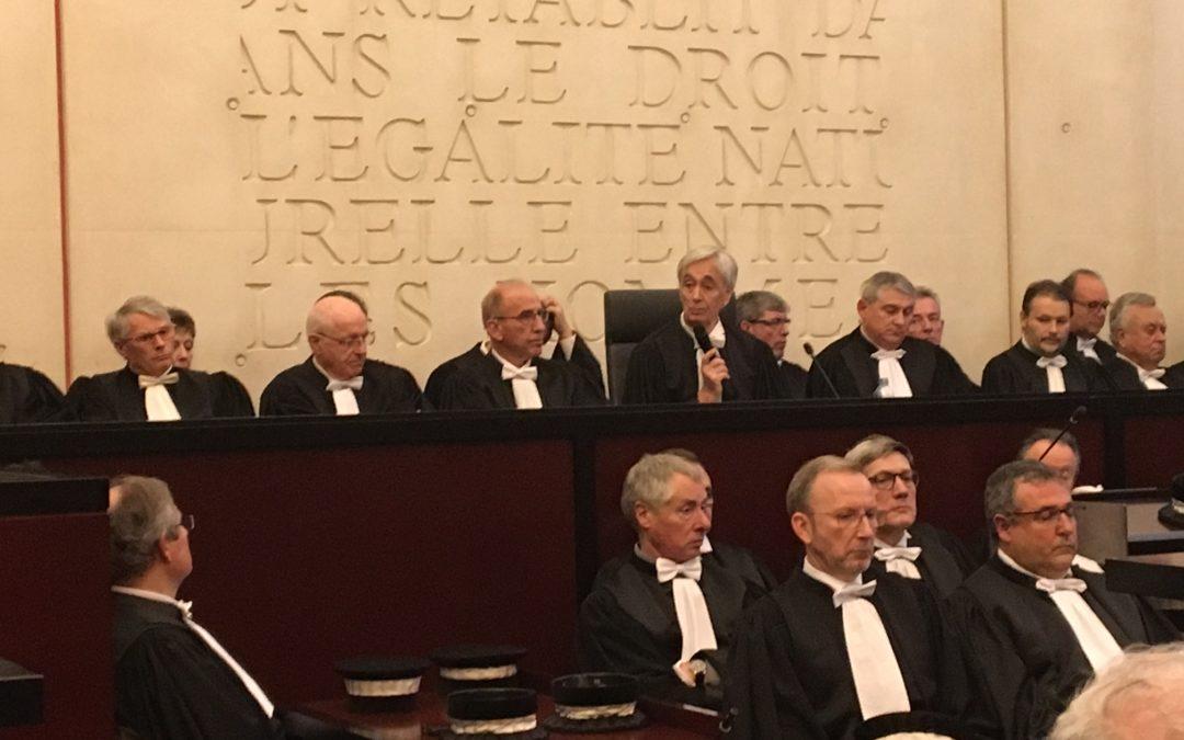 Tribunal de commerce : des indicateurs positifs en 2017