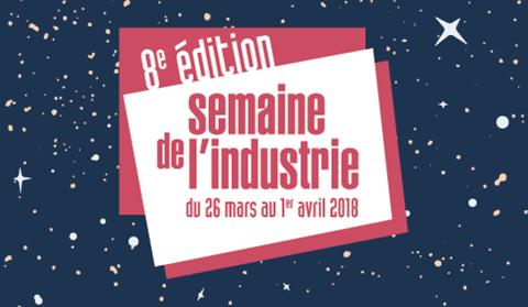 Une semaine dédiée à l'industrie