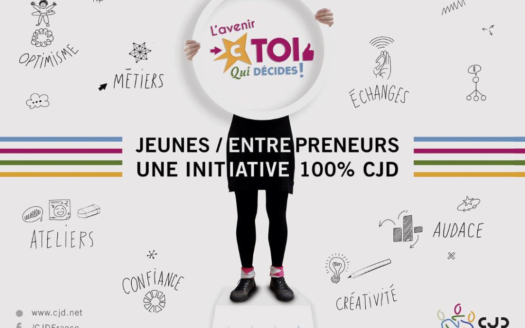 Le CJD dans les écoles pour sensibiliser à la création d'entreprise