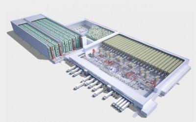 Le groupe Leclerc se dote d'une plate-forme automatisée à Bruyères sur Oise