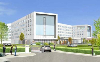 Un nouveau complexe hôtelier à Roissy sous les enseignes Hyatt Place et Hyatt House