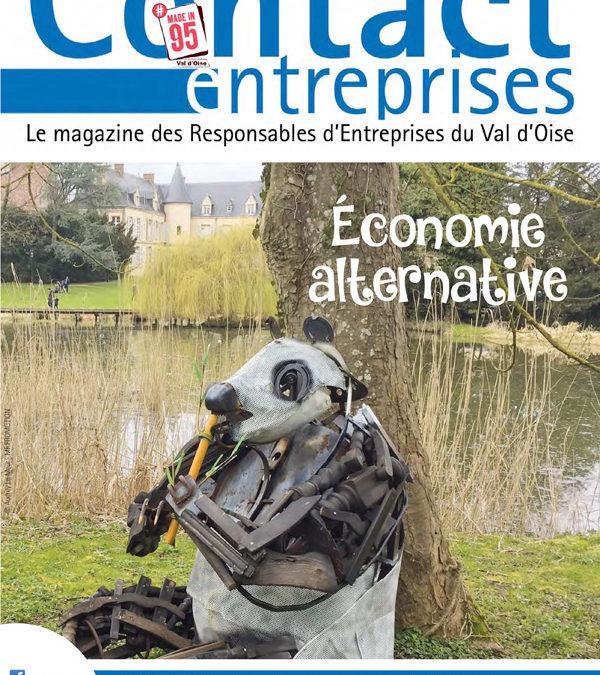 Contact Entreprises à l'heure de l'économie alternative