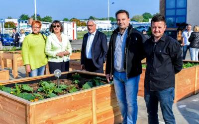 Le Petit Pousseur inaugure son premier site à Domont