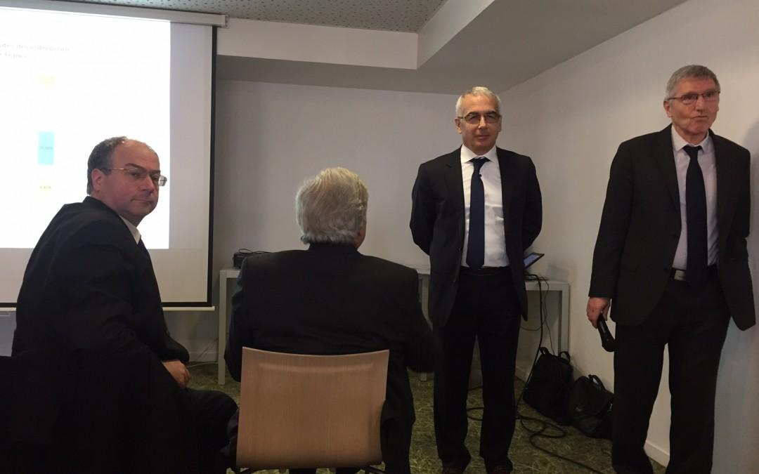 Banque de France : Michel Ortiz commente les grandes tendances