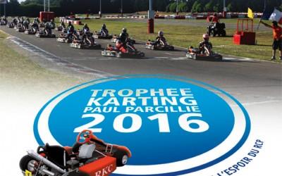 Karting : le Rotary à toute vitesse contre la mucoviscidose