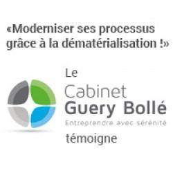 Changement réussi et récompensé pour le cabinet Guery Bollé