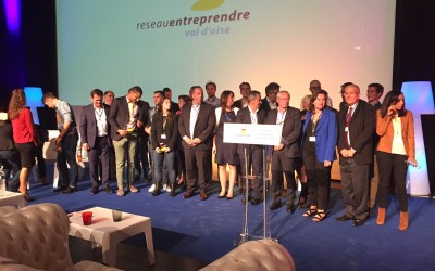 Réseau Entreprendre met à l'honneur ses lauréats