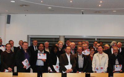 32 artisans du territoire de Roissy Pays de France obtiennent le label Charte Qualité