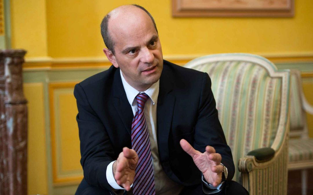 Jean-Michel Blanquer quitte l'Essec pour le Ministère de l'éducation