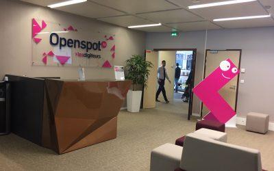 L'open Spot 95 et la Coding Factory inaugurés ce mercredi à la CCI