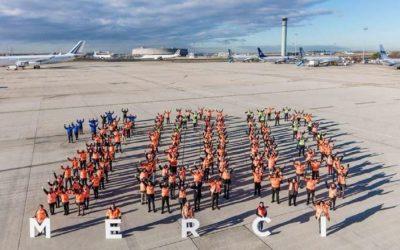Roissy / Orly : 100 millions de passagers en 2017, un cap est franchi !