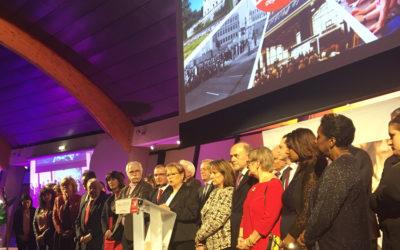 Conseil départemental : premiers voeux pour la nouvelle présidente