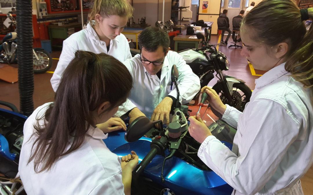 Le GARAC fait découvrir les métiers de l'automobile et de la mobilité