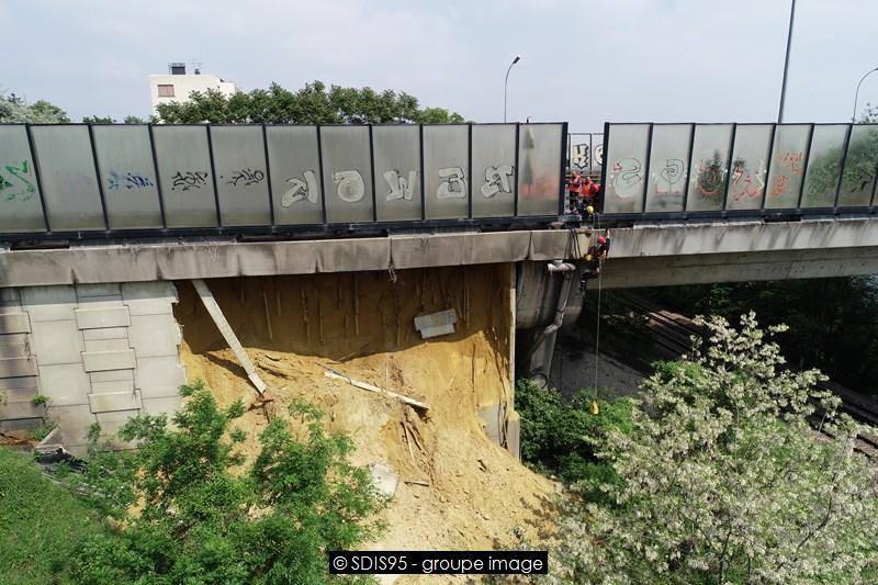 Viaduc de Gennevilliers : vers une réouverture partielle ce week-end