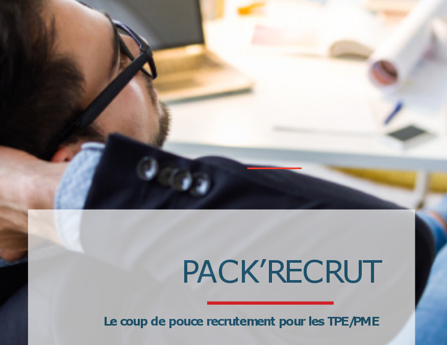 Pack Recrut', une offre destinée aux PME 100% gratuite