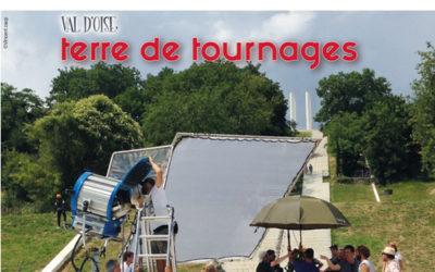 Le Val d'Oise sous les projecteurs dans le dernier numéro de Contact entreprises