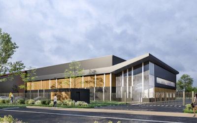 Spirit Entreprises construit un bâtiment à Louvres pour la société Haudecoeur