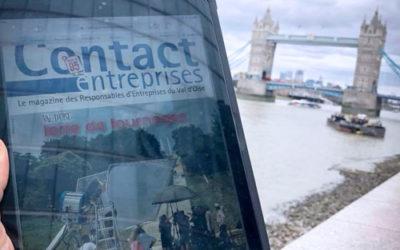 Contact Entreprises est de retour !