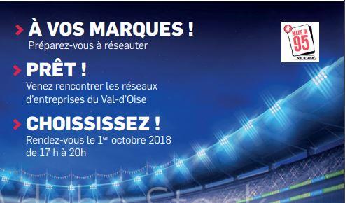 Forum des réseaux en Val d'Oise : une 2e édition musclée autour des valeurs du sport