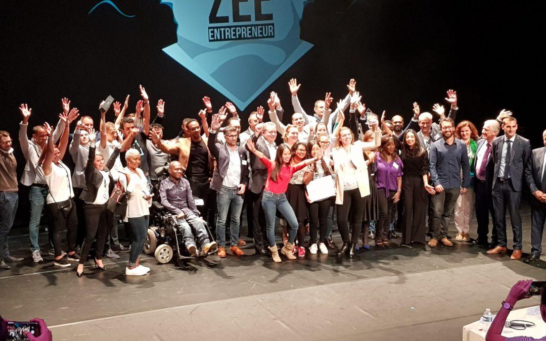 Zee Entrepreneur : EGGSTRA séduit le jury et le public