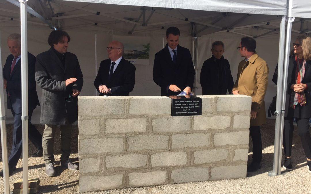 ASWO : recrutements massifs pour accompagner le futur site de Neuville