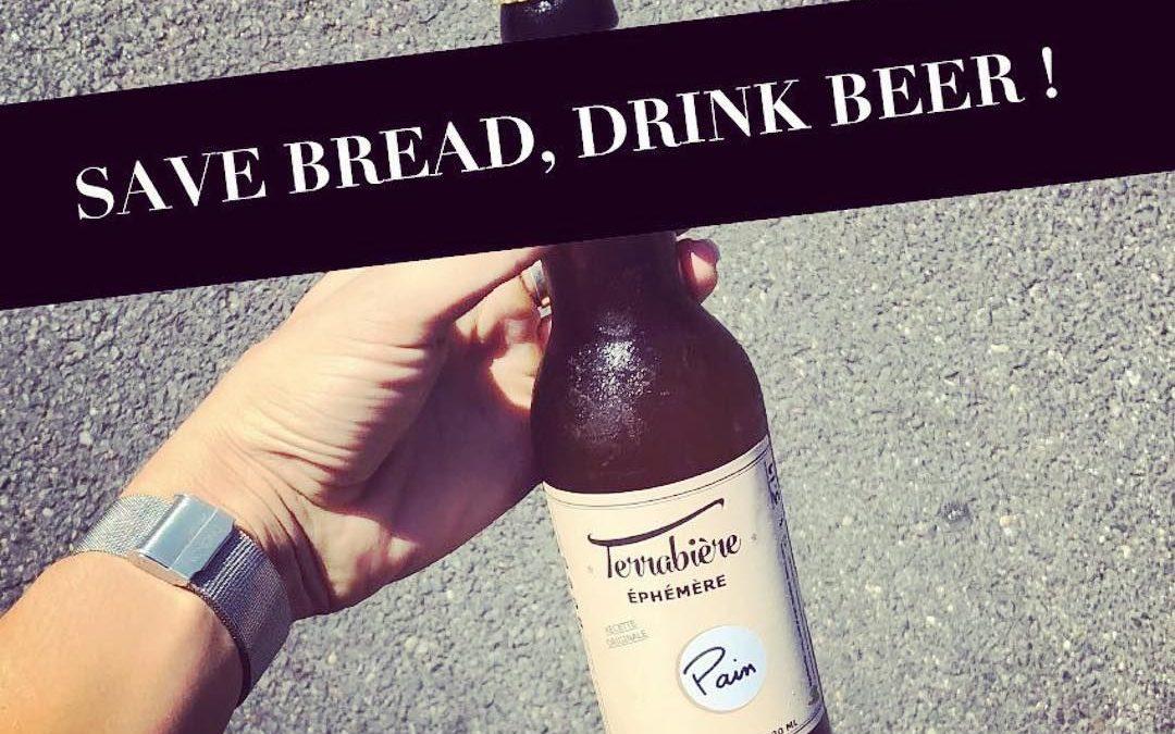 """Terrabière PatiBio"""", la première bière zéro déchet du Val d'Oise"""