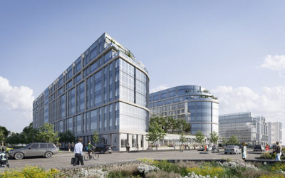 Eiffage remporte le contrat pour la construction de l'immeuble Com'Unity à Bezons